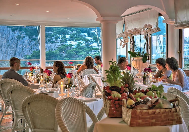 Hotel Villa Brunella Capri Hotel And Restaurant